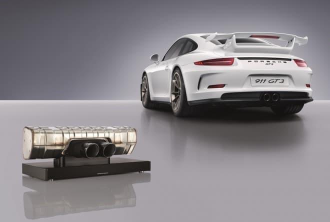ポルシェ ドライバーズセレクション マスターピース 「911サウンドバー」