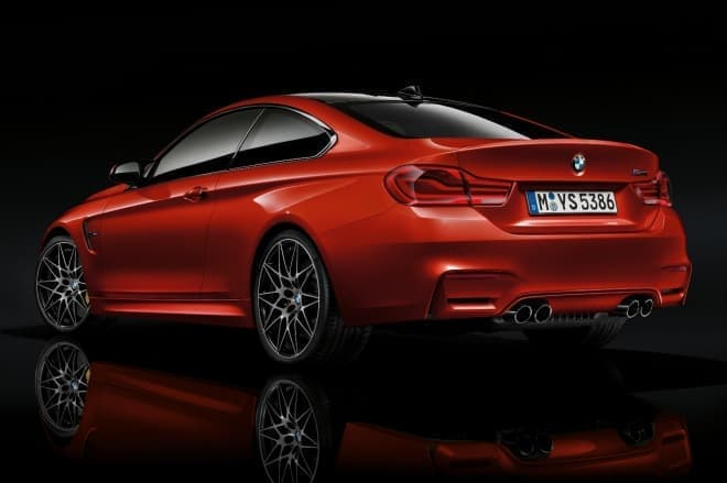 BMW M4 Coupe を一新