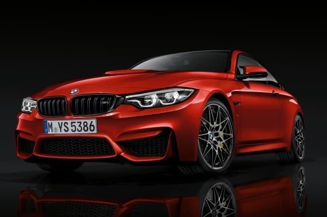 BMW M のコンペティション仕様モデル MT搭載