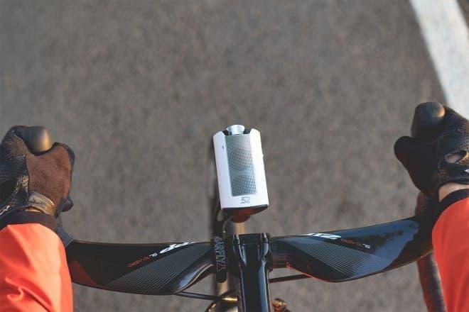 自転車用のスピーカー「52 SPEAKER」