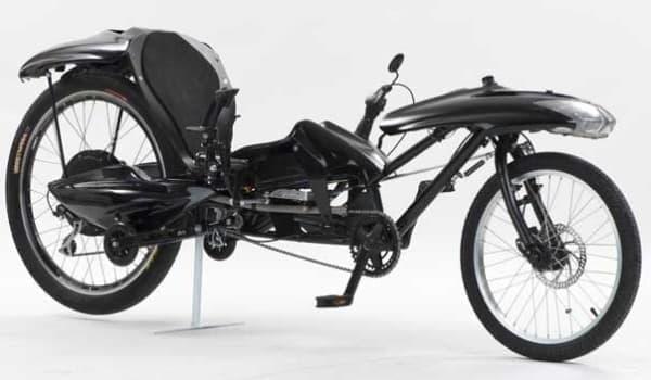 「Joystickbike」のプロトタイプ版
