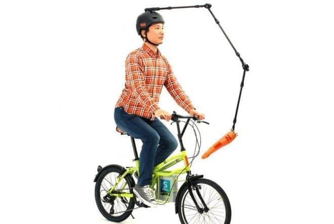磁力で走る磁力アシスト自転車「330-NS(マグネティック・フォース)」