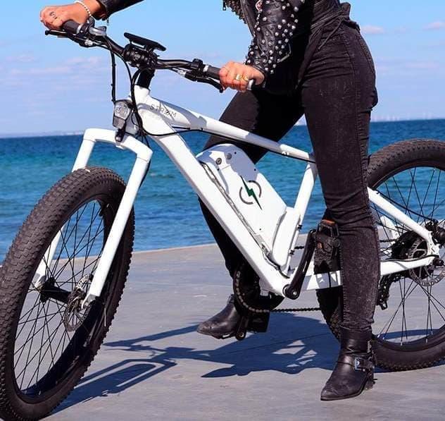 STROM Bikesの電動アシスト自転車「STROM」