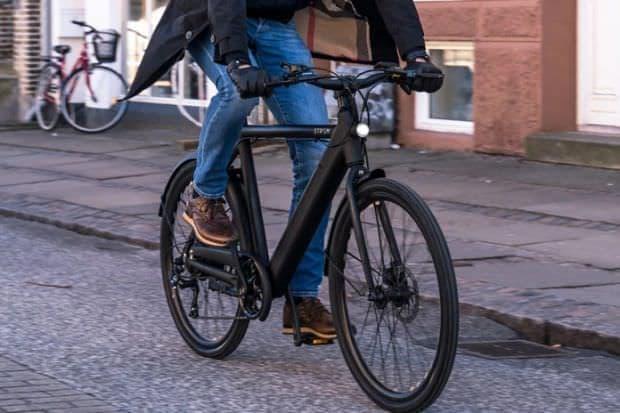 理想の通勤用自転車を目指す「STROM CITY」