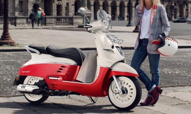 「プジョースクーター」ニューモデル、4月21日10時に予約受付開始