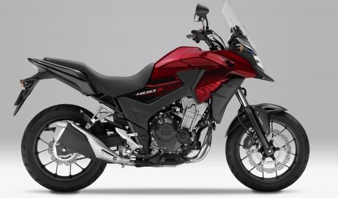 ホンダ「400X」にABSを標準装備、カラーリングも変更