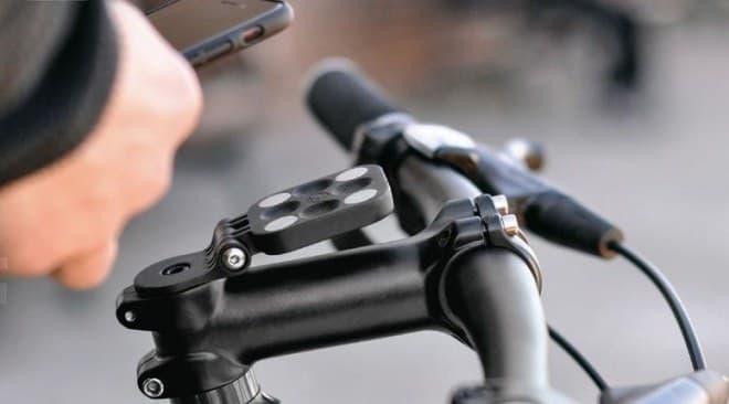 自転車用スマホホルダー「Phone Mount」