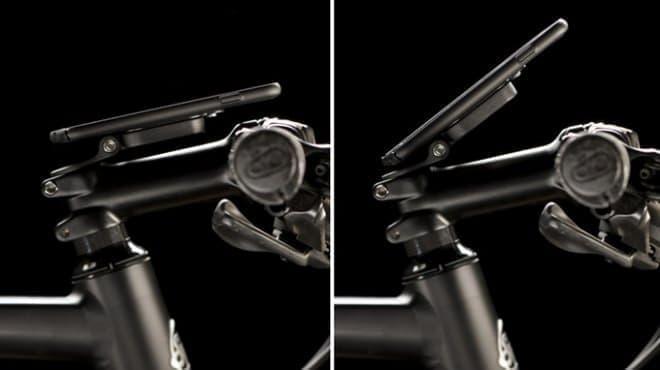 自転車用スマートフォンホルダー「Phone Mount」
