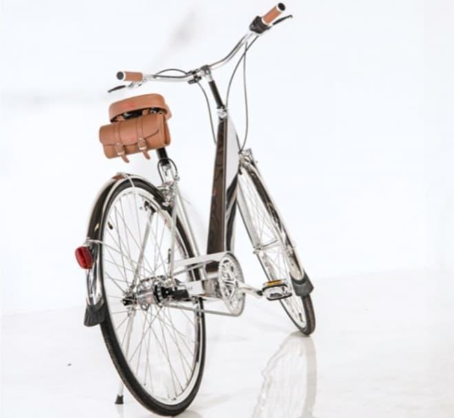 ユニボディを採用した折り紙自転車Celaris