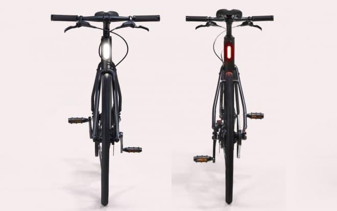 電動アシストに見えない電動アシスト自転車「COWBOY」