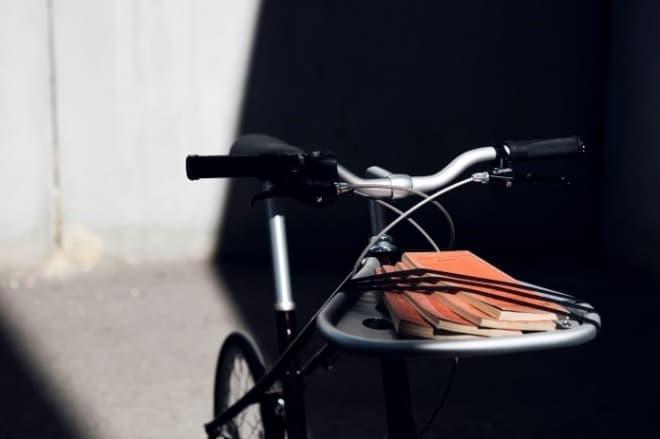 デザイナーズ電動アシスト自転車「Movea」