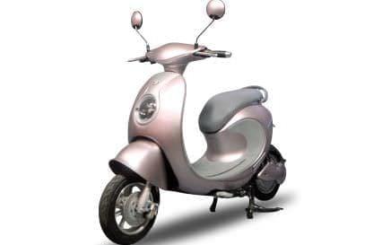 電動バイク 新型「Sweets・N(スィーツ・N)」と