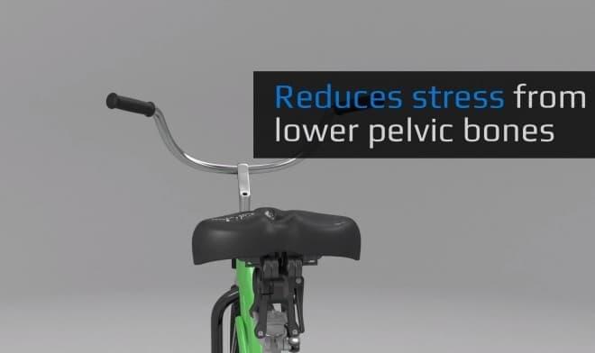 サドルで自転車をロックする「Seatylock」に、新型「Seatylock Gel」