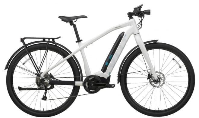 電動アシストクロスバイク パナソニック「XU1」