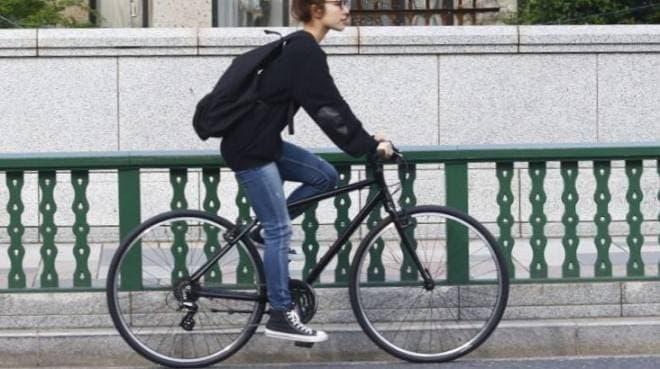RITEWAYのクロスバイク「シェファード・シティ」