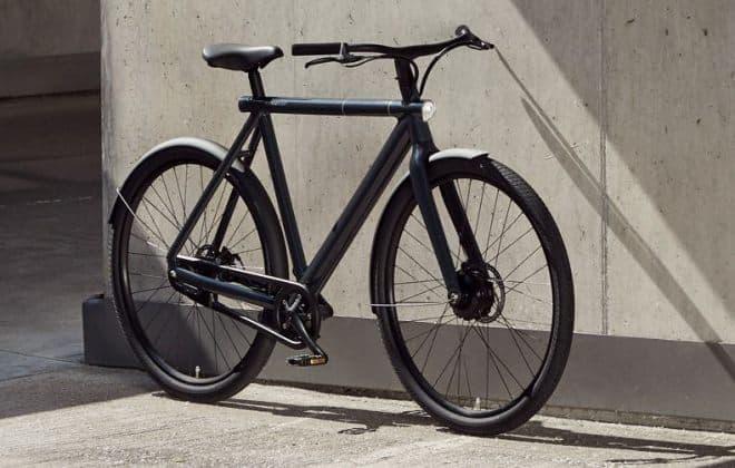 盗まれない自転車を目指すVanMoofのElectrified 2 シリーズ