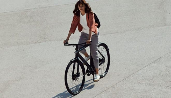 Vanmoof Electrified S LifeStyle Picture