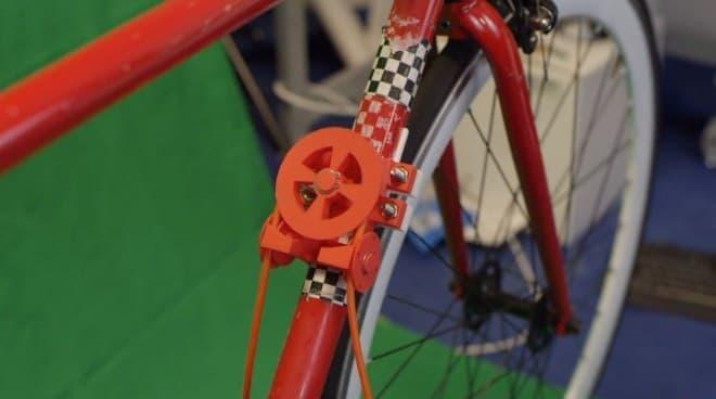 愛車でポンプアクションサイクリングを可能にする「RRAD」