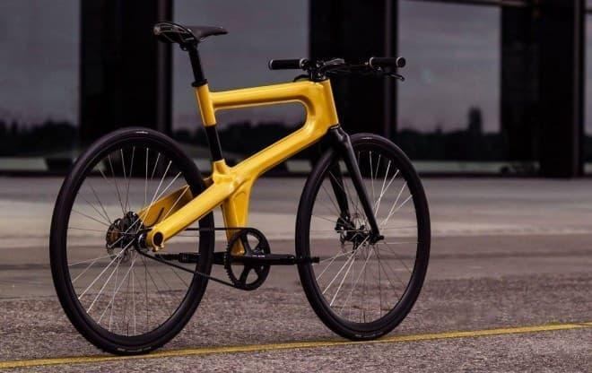 プレス加工で作る自転車「Mokumono Delta」、販売開始