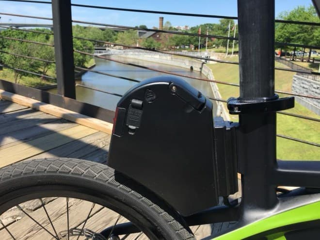 折り畳み電動アシスト自転車、Origami Bicycle「FireFly(ホタル)」