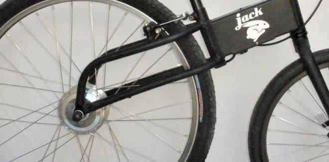 電動バイク「Jack Rabbit」