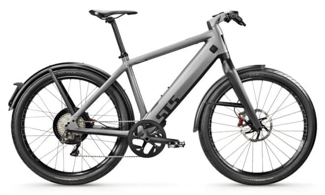 1万ドル(約110万円)の電動バイク、STROMERの「ST5」