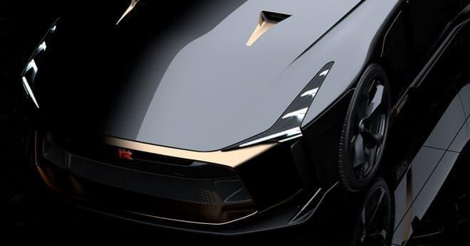 日産とイタルデザイン、GT-Rの限定プロトタイプ車を公開