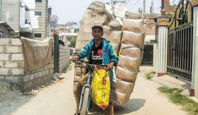 140キロまで運べるカーゴバイク、Portal Bikesの「LongTailBike」