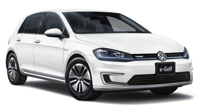 フォルクスワーゲンのEV「e-Golf」に、特別仕様車「e-Golf Premium」