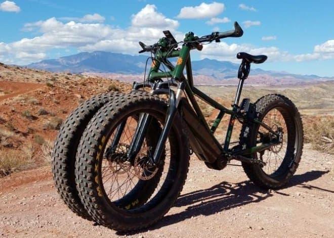 3輪ファットバイクRUNGU「Juggernaut」シリーズに、電動アシストバージョン「Juggernaut MDV」