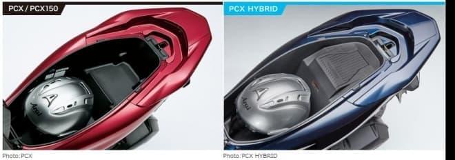 ハイブリッドバイク! ― ホンダ「PCX HYBRID」