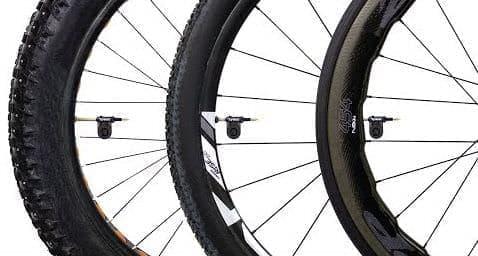 「空気圧、減ってますよ」を教えてくれる自転車用アクセサリー、QUARQの「TyreWiz」