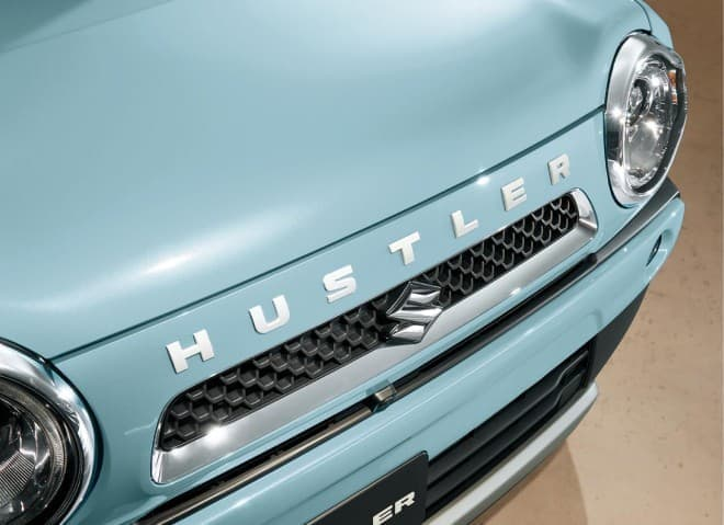 スズキ「ハスラー」に、ブラック2トーンの特別仕様車「タフワイルド」