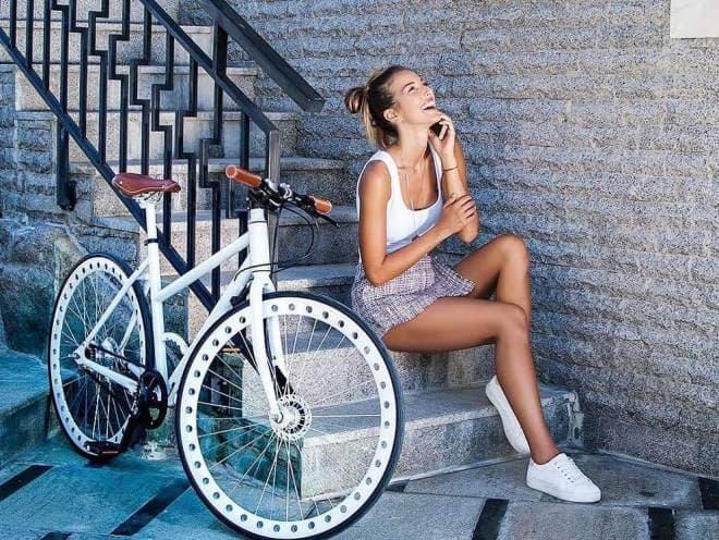 パンクしないタイヤを採用した通勤者向けの「Urbanized」