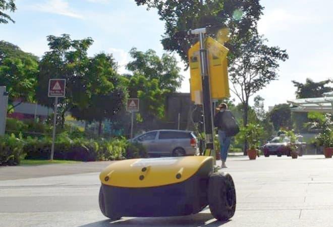 ロボスクーターシェアリングの構築を目指す「Scootbee」