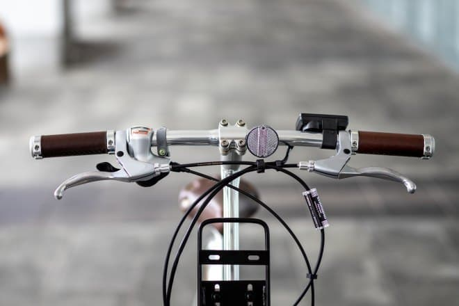 電動アシスト自転車 ヤマハ「PAS CITY-V」