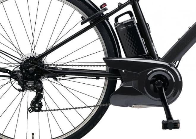 エントリーユーザー向けの電動スポーツバイクパナソニック「ベロスター」