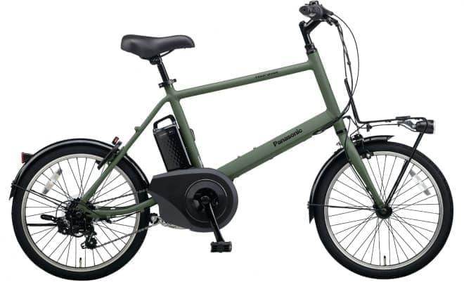 エントリーユーザー向けの電動スポーツバイク&ミニベロ、パナソニック「ベロスター」