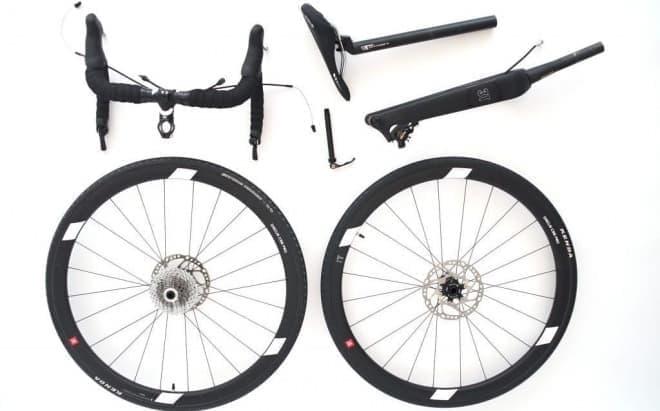 Convertの「FF1」ロードバイクキット