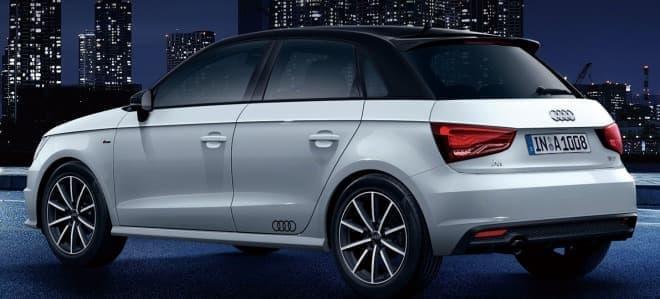 Audi A1 Sportbackに限定モデル「Audi A1 Sportback midnight limited」