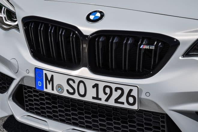 スポーツクーペ「BMW M2 Competition」