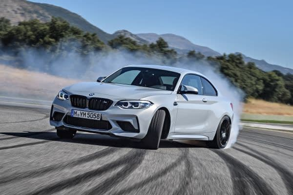 スポーツクーペ「BMW M2 Competition」