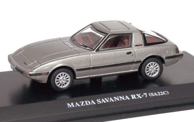 名車コレクションフレーム切手セット マツダ サバンナ RX-7編