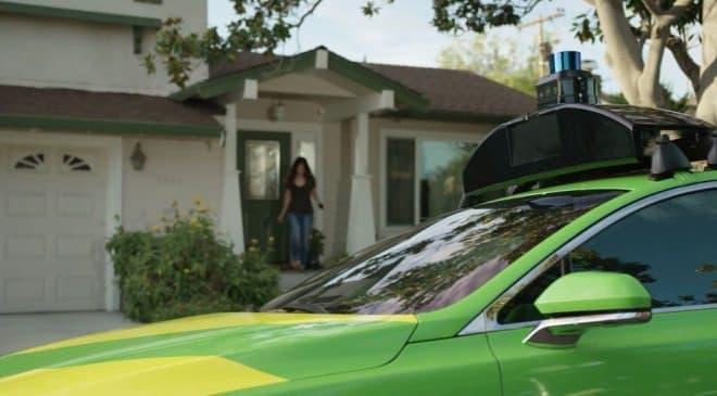自動運転車が、食料品を届けるネットスーパー「Auto X」