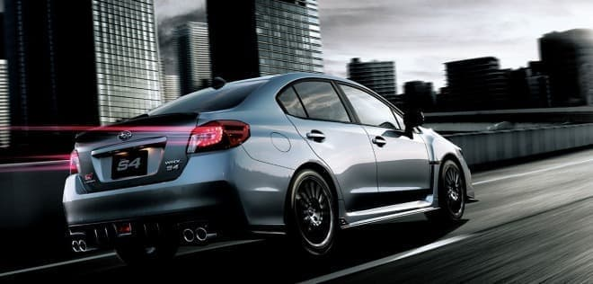 SUBARU「WRX S4 STI Sport」