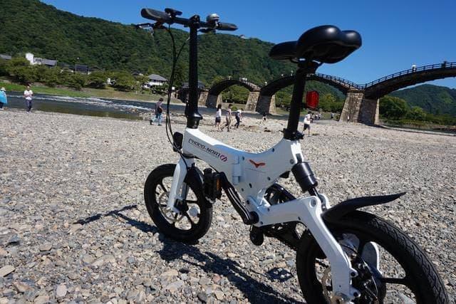 折り畳み電動アシスト自転車「CHOCO-NORI」