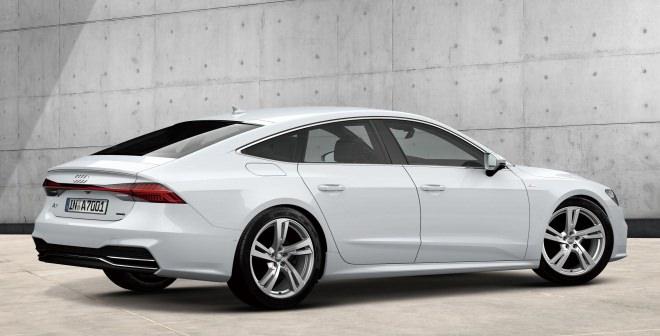 Audi A7 Sportback、7年ぶりのフルモデルチェンジ