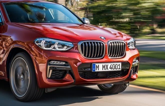 新型「BMW X4」販売開始 - ホイールベースを55ミリ延長