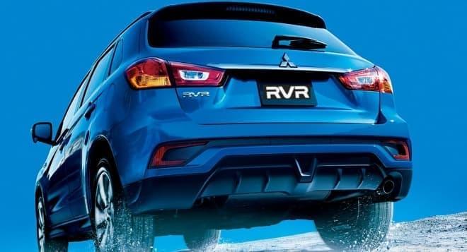 三菱、「RVR」を一部改良