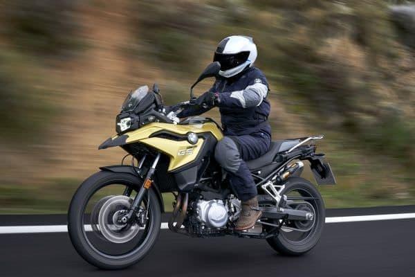 新型BMW「F 750 GS」